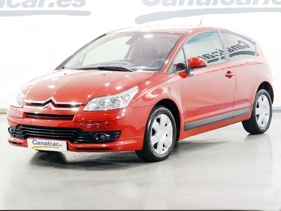 Citroen C4 Coupe 1.6i 16v Collection