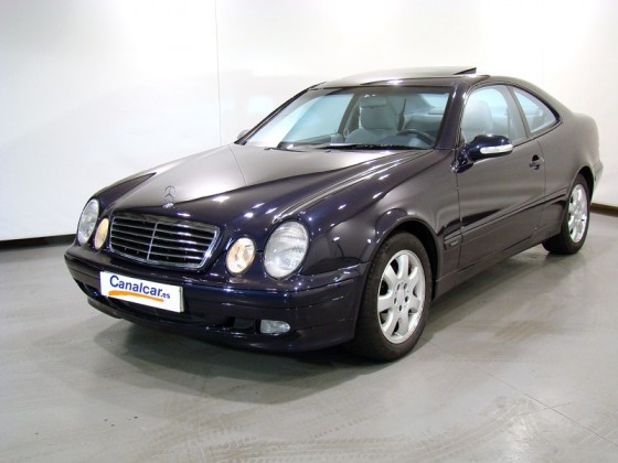 Mercedes-benz CLK 200 200 k