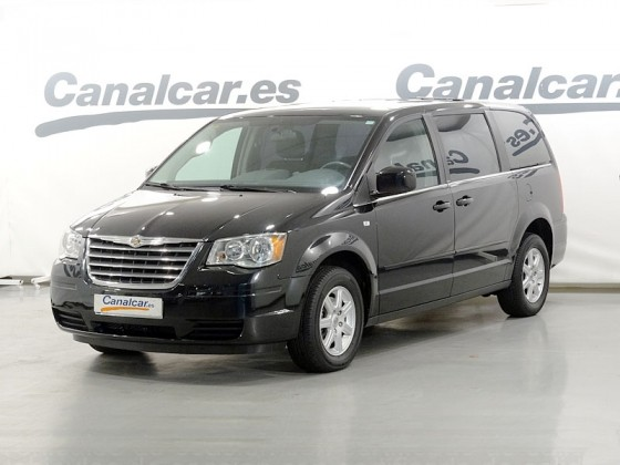 Chrysler Grand Voyager 2.8 CRD LX Confort 163CV