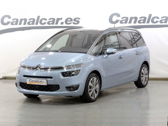 citroen grand c4 picasso e hdi 115 attraction 7 plazas de. Black Bedroom Furniture Sets. Home Design Ideas