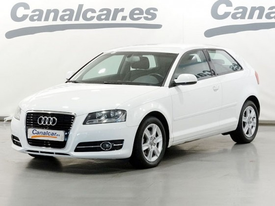 Audi A3 2.0 TDI Attraction 140CV