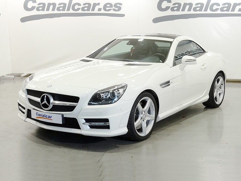 MERCEDES-BENZ SLK 350 BlueEfficiency 306CV - Foto 0