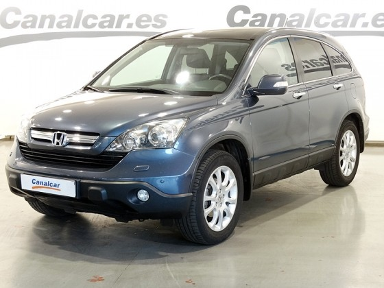 Honda CR-V 2.2 i-CTDi Luxury 140CV