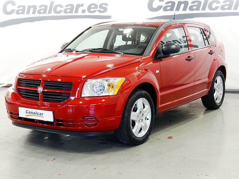 dodge caliber 2 0 crd se design 140cv de ocasion y segunda. Black Bedroom Furniture Sets. Home Design Ideas