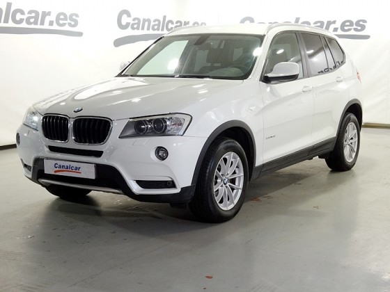 BMW X3 sDrive18d 150CV