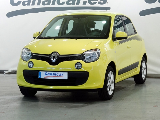renault twingo sce 70 intens energy 70cv de segunda mano. Black Bedroom Furniture Sets. Home Design Ideas