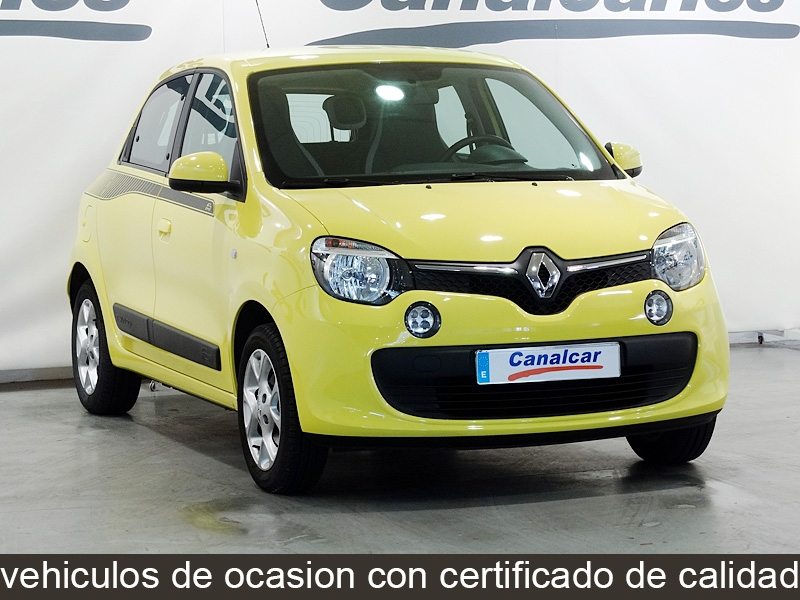 renault twingo sce 70 intens energy 70cv de ocasion y. Black Bedroom Furniture Sets. Home Design Ideas