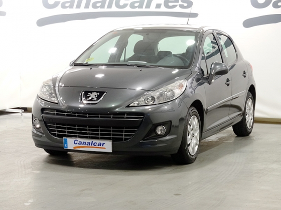 peugeot 207 1 4 hdi fap active de segunda mano en madrid 4296. Black Bedroom Furniture Sets. Home Design Ideas