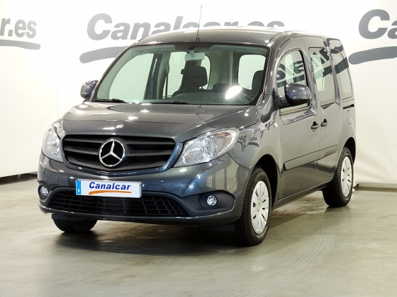 Mercedes-benz Citan Combi 109 CDI Plus Largo