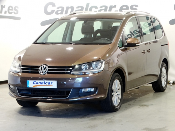 Volkswagen Sharan 2.0 TDI Advance BMT 6pl.