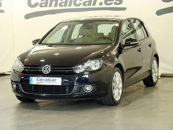 Volkswagen Golf 1.6 TDI CR DSG
