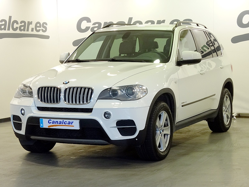 bmw x5 xdrive30d exclusive edition de segunda mano en madrid 4535. Black Bedroom Furniture Sets. Home Design Ideas