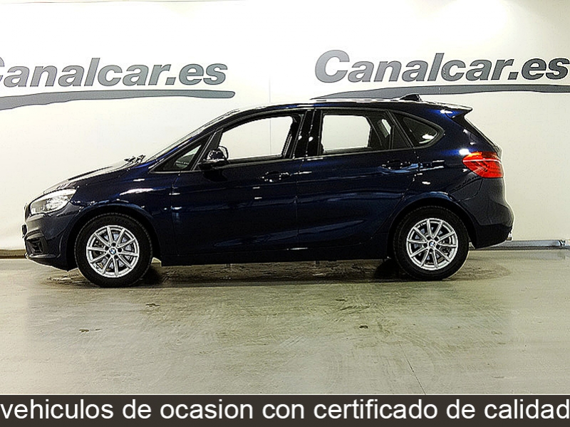 bmw 216 d active tourer de segunda mano en madrid 4642. Black Bedroom Furniture Sets. Home Design Ideas