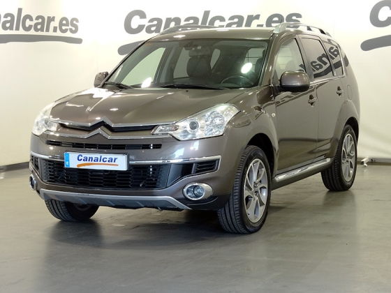 Citroen C-Crosser 2.2 HDI 160 FAP DCS Exclusive