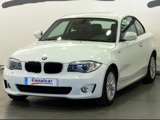 BMW 118 d Coupe