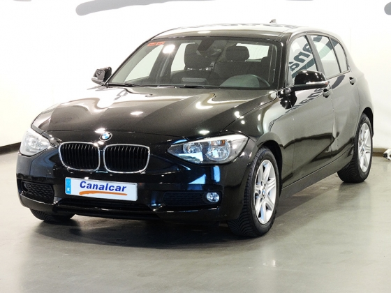 BMW 116 d EfficientDynamics Edition