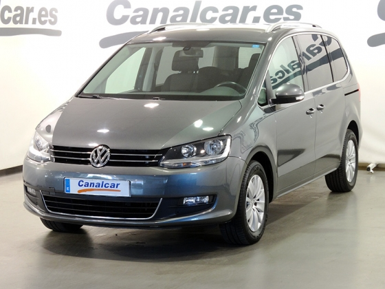 Volkswagen Sharan 2.0 TDI DSG Advance BMT 7 Plazas