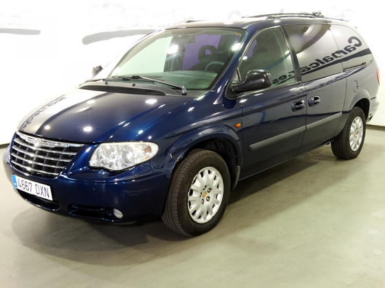 Chrysler Grand Voyager 2.8 CRD LX Auto 150CV