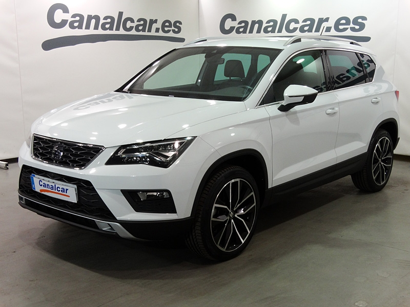seat ateca 2 0 tdi dsg7 4drive s s xcellence 140kw 190cv de segunda mano en madrid 5249. Black Bedroom Furniture Sets. Home Design Ideas