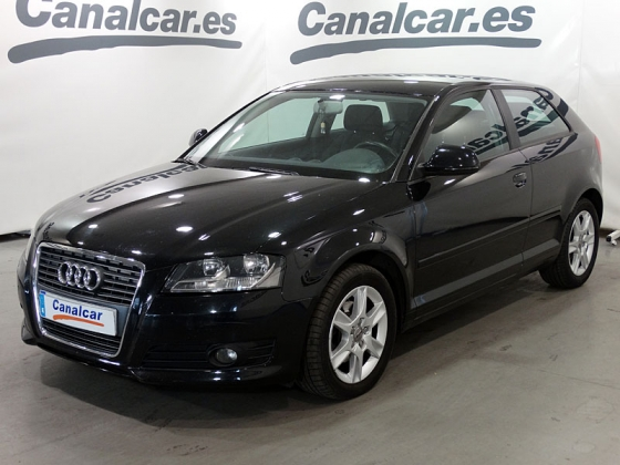 Audi A3 1.6 TDI Attraction 77 kW (105 CV)