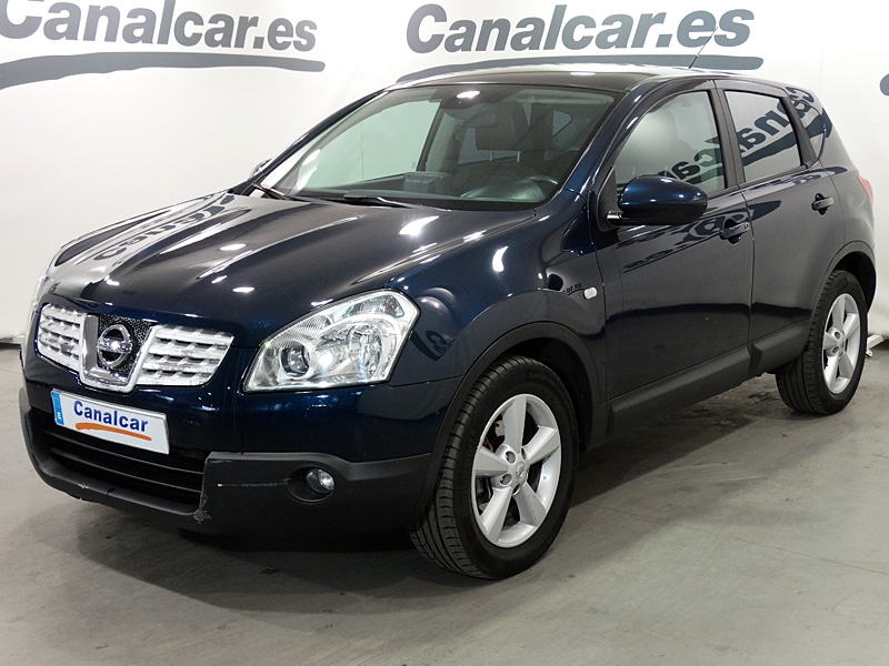 nissan qashqai 2 0 dci tekna 4x4 a t 150 cv de segunda mano en madrid 5430. Black Bedroom Furniture Sets. Home Design Ideas