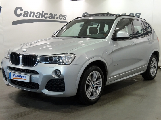 "BMW X3 xDrive20d 190 CV Pack ""M"""