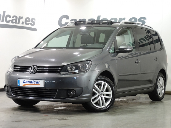 Volkswagen Touran 2.0 TDI Advance 140 CV