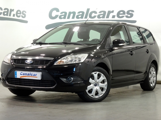 Ford Focus Sportbreak 1.6 TDCI Trend 109CV
