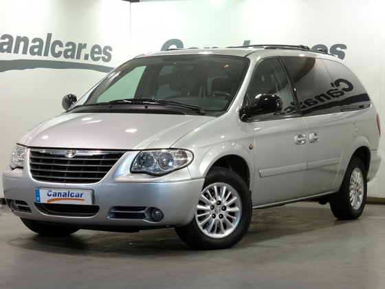Chrysler Grand Voyager 2.8 CRD SE Auto 150CV