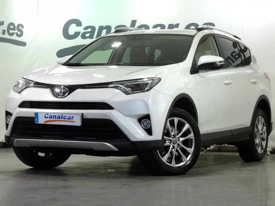 Toyota RAV 4 2.0D 150D 2WD Business