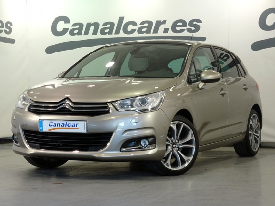 Citroen C4 1.6 e-HDi 110cv CMP Exclusive