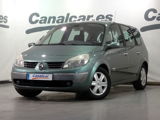 Renault Grand Scenic CONFORT AUTHENTIQUE 1.9DCI 120cv