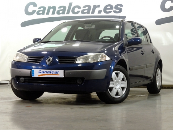 Renault Megane 1.5 dCi Confort Authentique 100CV