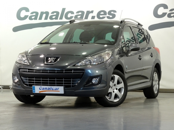 Peugeot 207 SW 1.6 HDI Outdoor 112 FAP