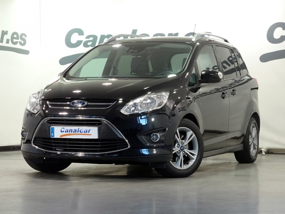 Ford Grand C-Max 1.0 EcoBoost 125 S&S Edition