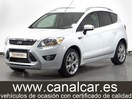 Ford Kuga 2.0 tdci Baqueira 4WD