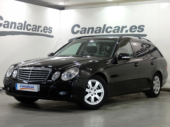 Mercedes-benz E 200 CDI Classic Estate 136cv 7plz.