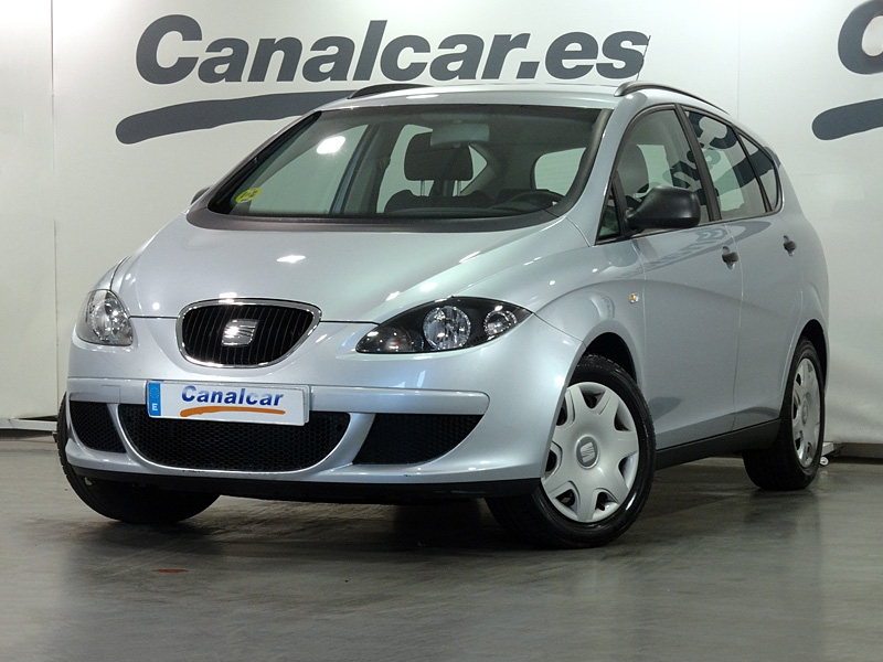 SEAT Altea XL 1.9 TDI 105cv Reference - Foto 0