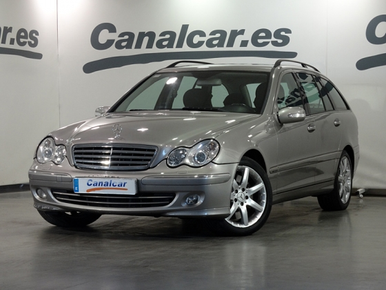 Mercedes-benz C 350 4MATIC Elegance Auto Familiar 272cv