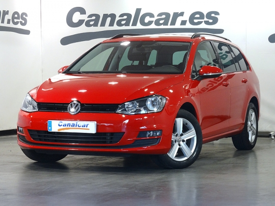 Volkswagen Golf Variant 1.6 TDI Advance BMT 110CV