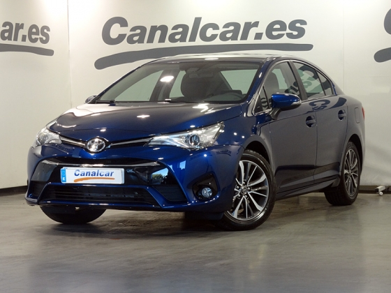 Toyota Avensis 1.8 147cv ADVANCE MultiDrive