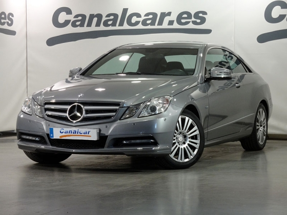 MERCEDES-BENZ E 220 CDI Coupe BE Avantgarde 170CV