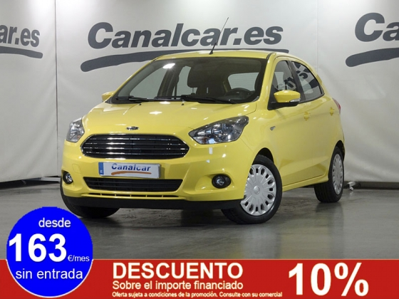 Ford Ka + 1.2 Ti-VCT Essential 70CV