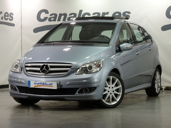 Mercedes-benz B 200 B 200 Turbo 193CV