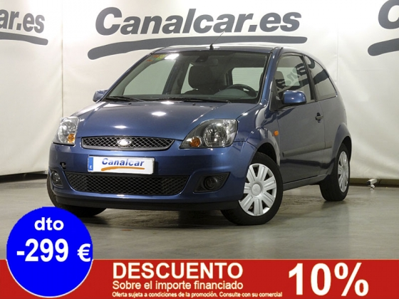 Ford Fiesta 1.4 TDCi Ambiente Coupé