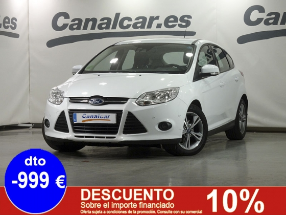 Ford Focus 1.0 Ecoboost S&S Edition 125CV