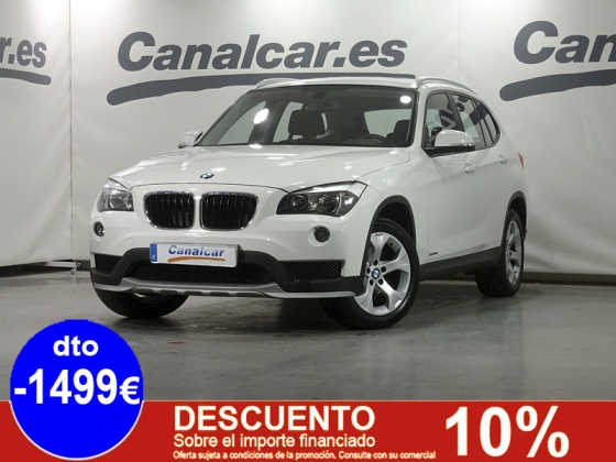 BMW X1 sDrive18d 143CV