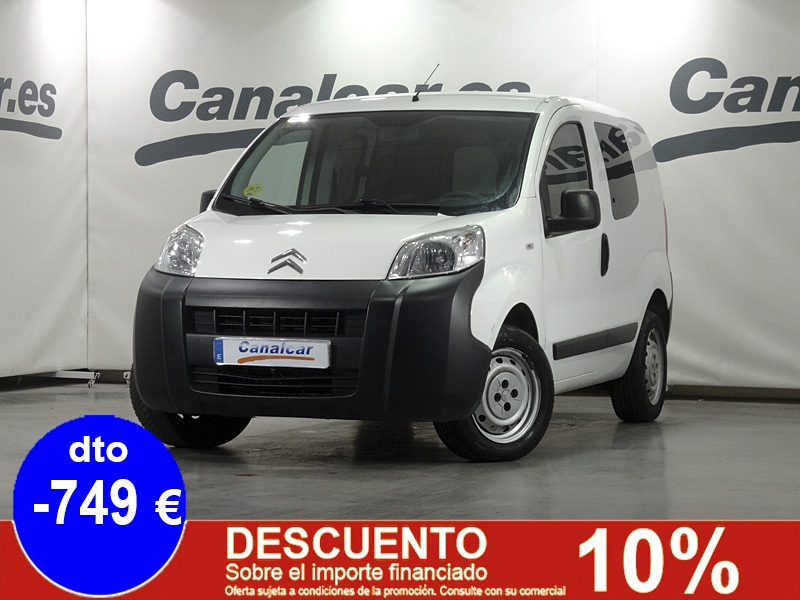 CITROEN Nemo Multispace 1.2 HDI Attraction 75CV - Foto 0