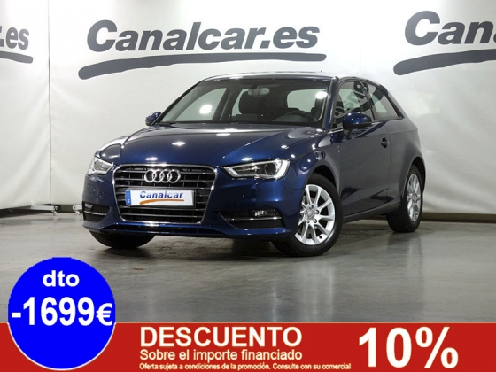 Audi A3 2.0 TDI 150cv S-tronic Attraction