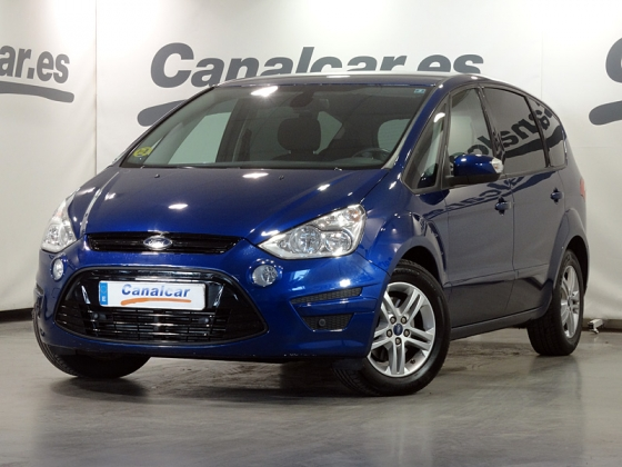 Ford S-Max 2.0tdci titanium powershift